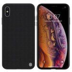 NILLKIN Textured Case iPhone XS 5.8 inch Anti-fingerprint PC TPU Hybrid Cover