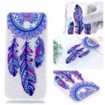 Embossed Pattern 3D Diamond Texture TPU Case for Samsung Galaxy J4+ / J4 Prime J410 – Dream Catcher