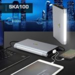 SUNGZU SKA100 220V Portable Power Bank 100W 270000mAh Emergency Power Supply with LED Light