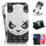 Phone Case for Xiaomi Redmi 6 Patterned Wallet Stand PU Leather Cover  [Light Spot Decor] – Angry Panda