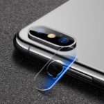For iPhone XS Max 6.5 inch MOCOLO Tempered Glass Camera Lens Protector [Ultra Clear] [Anti-explosion]