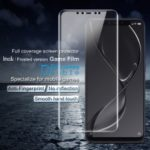 2PCS IMAK Frosted Hydrogel Game Film Full Covering Anti-scratch Screen Protector Film for Xiaomi Mi 8 Explorer Edition / Mi 8 (6.21-inch)