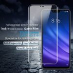 2PCS IMAK Frosted Hydrogel Game Film Full Covering Anti-scratch Screen Protector Film for Xiaomi Mi 8 Lite / Mi 8 Youth (Mi 8X)
