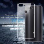 2PCS IMAK Frosted Hydrogel Game Film Anti-scratch Protector Back Film for Xiaomi Mi 8 Lite / Mi 8 Youth (Mi 8X)