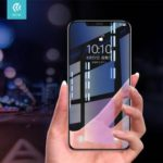 DEVIA 3D Curved Full Coverage Tempered Glass Screen Protector for iPhone XR 6.1 inch – Black