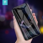 DEVIA foriPhone XS Max 6.5 inch 9H Tempered Glass Full Screen Protector Guard