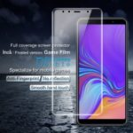 2PCS IMAK Frosted Version Game Film for Samsung Galaxy A7 (2018) [Full Coverage] [Anti-fingerprint] Hydrogel Screen Protector