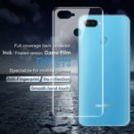 2PCS IMAK Frosted Hydrogel Game Film Anti-scratch Protector Back Film for Oppo Realme 2 Pro