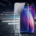 2PCS IMAK Frosted Hydrogel Game Film Full Covering Anti-scratch Screen Protector Film for Meizu X8