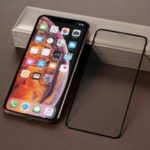 3D 0.18mm Full Screen Tempered Glass Protector Film for iPhone XS Max 6.5 inch