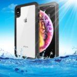Dot Series Dustproof Snowproof Waterproof Case for iPhone XS Max 6.5 inch