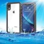 Dot Series Dustproof Snowproof Waterproof Case for iPhone XR 6.1 inch