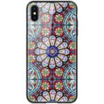 NILLKIN Dreamland Case for iPhone XS / X 5.8 inch Tempered Glass PC TPU Hybrid Cover