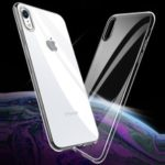 X-LEVEL Clear Series Germany Bayer TPU Phone Case for iPhone XR 6.1 inch – Transparent