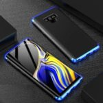 Guardian Series Aluminium Alloy and Plastic Phone Case for Samsung Galaxy Note9 N960 – Blue