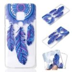 Pattern Printing TPU Mobile Phone Case for Huawei Mate 20 – Dream Catcher