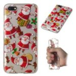 Christmas Series Pattern Printing TPU Case for Huawei Y5 (2018)/Y5 Prime (2018)/Honor 7s/Play 7 – Santa Claus