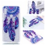 For Xiaomi Redmi Note 6 Pro / Note 6 TPU Casing / Embossed Flower / 3D Diamond Surface – Dream Catcher