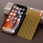 RURIHAI Nano Anti-explosion Soft PET Full Screen Guard Film for iPhone XS Max 6.5 inch