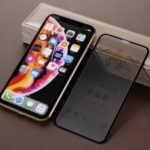 Mirror Effect Full Size Tempered Glass Screen Protective Film for iPhone XS Max 6.5 inch