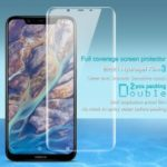 2Pcs/Set IMAK Hydrogel Film 3 for Nokia 7.1 Plus / X7 [Full Screen Covering] [Clear and Smooth Sensitive Touch]