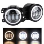 2Pcs/Set 4-inch 36W LED Work Light Bar Combo Beam Off-Road Driving Fog Headlight Lamp