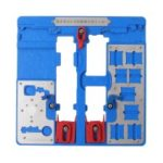 MIJING A22+ 12-in-1 Motherboard Repair Fixture PCB Holder for iPhone 8 Plus/8/7 Plus/7/6s Plus/6s