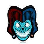 Sound Reactive LED Masks Halloween Glowing Ball Mask – Style 17