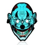 Sound Reactive LED Masks Halloween Glowing Ball Mask – Style 20