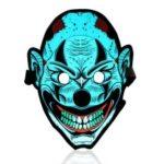 Sound Reactive LED Masks Halloween Glowing Ball Mask – Style 20