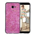Epoxy Lacquered TPU Case for Samsung Galaxy J4 Plus – Rose