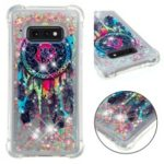 Dynamic Glitter Powder Heart Shaped Sequins TPU Case for Samsung Galaxy S10e – Dream Catcher