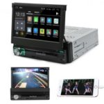 RM-CL0013 7 inch Android 8.0 Car GPS Navigation Multimedia Player 2GB+16GB