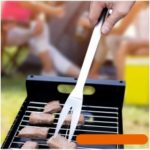 304 Stainless Steel Barbecue Fork BBQ Barbecue Tool