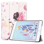 Pattern Printing Tri-fold Stand PU Leather Smart Tablet Case for iPad mini (2019) – Pretty Fairy