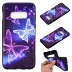 Pattern Printing Soft TPU Phone Case for Samsung Galaxy S10e – Pretty Butterflies