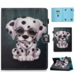 Universal Patterned 8-inch PU Leather Tablet Protective Case for Huawei MediaPad T3 8.0 / Samsung Galaxy Tab A 8.0 etc – Puppy