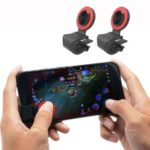A9 Mini Fling Mobile Game Remote Control Joystick – Red