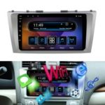 CAM08-2G16 9 inch Android 8.1 Car GPS Navigation Multimedia Player Bluetooth USB Player 2GB+16GB for Toyota Camry 2008~2011