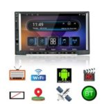 GY-ZP7188 Android 8.1 7 inch IPS Capacitive GPS Touch Screen Car Radio Stereo
