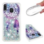 Moving Glitter Powder Sequins Patterned TPU Case for Samsung Galaxy M20 – Dream Catcher