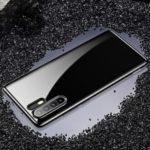 USAMS Kingdom Series Electroplated Soft TPU Case for Huawei P30 Pro – Black