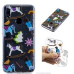 Pattern Printing Soft TPU Mobile Cover for Huawei P Smart (2019) – Sundries