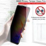 IMAK Privacy Anti-peep 9H Tempered Glass Screen Protector for Xiaomi Redmi Note 7/Note 7 Pro (India)