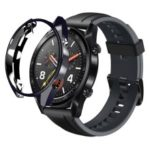 For Huawei Watch GT All-wrapped Plated TPU Protector Case – Black