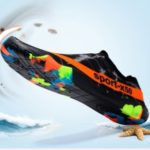 Unisex Sneakers Outdoor Beach Swimming Diving Quick Dry Anti-slip Shoes – Size: 44