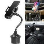 Universal Car Phone Holder Mobile Navigation Bracket for 3-6.5 inch Phones