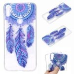 Pattern Printing Soft TPU Phone Case for Asus Zenfone 5 ZE620KL – Dream Catcher