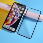Anti-explosion Frosted Full Coverage Tempered Glass Protector Film for iPhone XS Max 6.5 inch