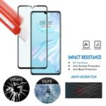 Ultra Clear 3D Tempered Glass Full Screen Protector Film for Huawei P30